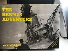 HERMES ADVENTURE REX MORGAN BOOK ISBN 0709034482 WORLD WAR 2 TWO II IMPORT RARE