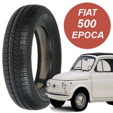 4 Pneumatici Gomme 125 -12 63S x FIAT 500 EPOCA gomme 125 R12 PER VECCHIA 500