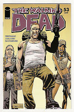 The Walking Dead 53 VF+ 1st Abraham Robert Kirkman AMC TV Image Comic Book 2008