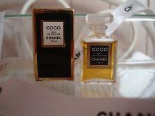 Miniature perfume COCO CHANEL Eau de Parfum 4ml 0.13 fl.oz Full NEW