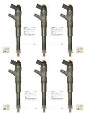 6x Injektor Einspritzdüse Bosch BMW 330d 530d 730d X5 3.0 D 0445110047