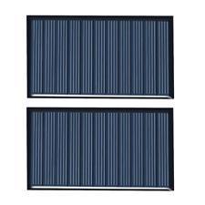 Solar Panel Polysilicon Solar Cell Eletric Charger Solar Power 75mA- 5.5V