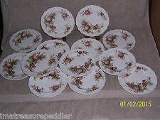 """Johnson Brothers 13 Harvest Time 6 1/4"""" Bread Plates"""