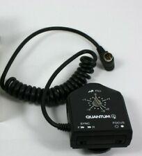 Quantum D12 Qttl Flash Adapter