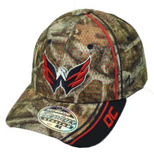 2e68eb57e59 NHL Zephyr Washington Capitals Flex Fit X-large Camouflage Camo Hat Cap  Stretch