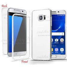 Para Samsung Galaxy S9 S8 S10 360 ° cuerpo completo a prueba de choques Plus híbrido TPU funda