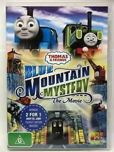 Thomas & Friends - Blue Mountain Mystery - The Movie -DVD- AusPost with Tracking