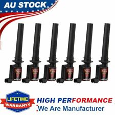 6 Pack Ignition Coil for Mazda Tribute EP SUV 3.0 V6 for Ford Escape 2005 DG500