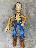 """Vintage Toy Story 7"""" Galloping Woody Without Hat - 1996 Disney Pixar"""