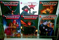 THE SHADOW Midnight In Moscow #1-5 Full Set DYNAMITE COMICS Pulp Hero 2014 NM