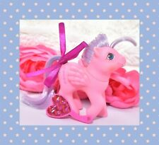 ❤️My Little Pony MLP G1 Vtg 1987 First Tooth Baby North Star Pink Pegasus❤️