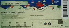 mint TICKET Confed Cup 17.6.2017 Russland - Neuseeland # Match 1