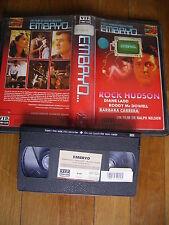 Embryo de Ralph Nelson, VHS VIP, Horreur, RARE!!!!
