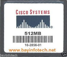 MEM3800-512CF 512MB Compact Flash Genuie For Cisco 3800 Series Routers