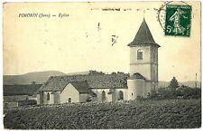 CPA 39 Jura Pimorin Eglise
