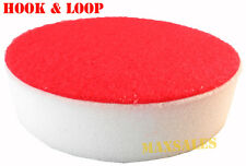 "New 7"" x 1-1/2"" Foam Pad w/ Hook & Loop backing For for 7"" Car Polisher buffer"