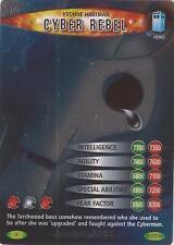 "Doctor Who Battles In Time Annihilator - Rare ""Cyber Rebel"" Card #296"