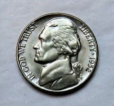 1952-D Jefferson Nickel__BU / MS__part of whole set listed