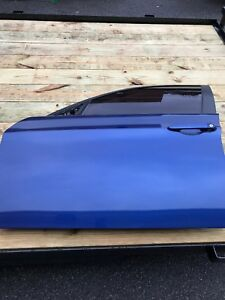 06 07 08 09 10 11 BMW 328I 335i SEDAN DRIVER/LEFT FRONT DOOR  Mont Blue