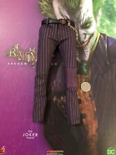 Hot Toys Batman Arkham Asylum VGM27 Joker pants & Ceinture loose échelle 1/6th