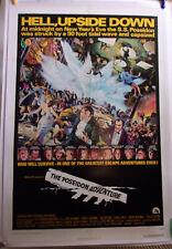 Beyond Poseidon Adventure Insert Movie Poster 14x36 Replica