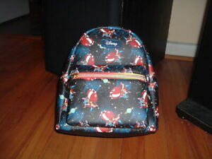 LOUNGEFLY STITCH IN SPACE MINI BACKPACK~ WITH TAGS~BRAND NEW~