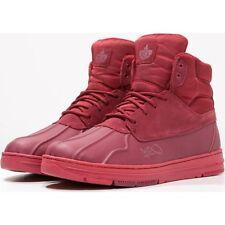K1X shellduck Rot Red MK2 wildLeder Suede  Gr:43 burgundy US:9,5 Boot stiefel