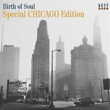 "BIRTH OF SOUL ""SPECIAL CHICAGO EDITION - 24 STUNNING TRACKS"" CD"