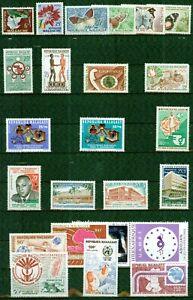MADAGASCAR – 1959-1974–60'S & 70'S COLL. – VF  **