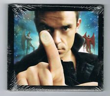 ♫ ROBBIE WILLIAMS - INTENSIVE CARE  - LIMITED CD + DVD - 2011 - NEUF NEW NEU ♫