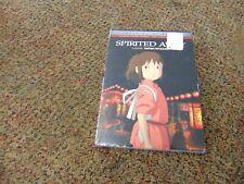 A Studio Ghibli Film: Spirited Away Dvd 2002 Hayao Miyazaki
