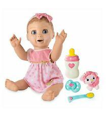 Luvabella Baby Talking Doll Blonde Hair