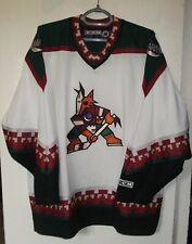Phoenix Coyotes CCM NHL Hockey Vintage Jersey shirt  size XL