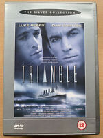 The Triangle DVD 2001 Bermuda Triangle Movie Thriller w/ Luke Perry