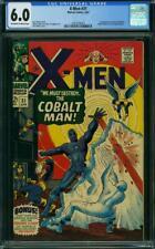 X-Men #31 CGC 6.0 -- 1967 -- 1st app Cobalt Man (Ralph Roberts) #2001879019