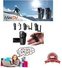 MICRO TELECAMERA MINI DV 80 SPORT SOFTAIR X  SCI MOTO CASCO SPIA cod.dv80