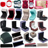 Jewelry Ring Earring Necklace Bracelet Storage Box Organizer Case Display Lot