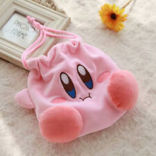 Nintendo Kirby Strings Plush Bag Pouch Accessory Case 1pc