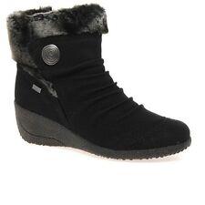 Rieker Women's Suede Ankle Boots