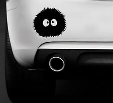 TOTORO Ghibli Laputa Anime Spirited Away Dust Bunny Sticker / Decal CAR 4X4 VAN