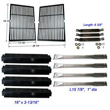 Charbroil Commercial 463268007 Burner,Carryover Tubes,Heat Plates, Grill Grates