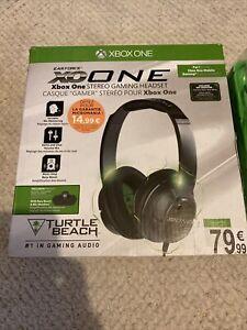 Helmet Micro Gaming Xbox One / S/X/Series Turtle Beach Xo Ear Sav CA50