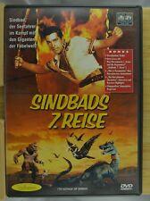 Sindbads 7. Reise (DVD) - akzeptabel - RAR