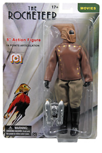 """Mego Movies Wave 12 - Rocketeer 8"""" Action Figure"""