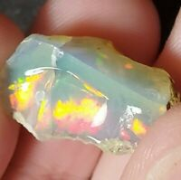 12 carat AAA Ethiopian Welo Opal Rough Top Quality Raw Opal from Ethiopia