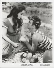 MONTGOMERY MONTY CLIFT LIZ ELIZABETH TAYLOR RAINTREE COUNTY MGM FILM STILL #3
