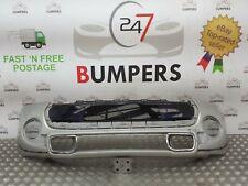 MINI COOPER S 2014 -ON GENUINE FRONT BUMPER P/NO: 7337789