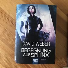 Begegnung auf Sphinx: Roman (Science Fiction. Bastei Lübbe Taschenbücher) Weber