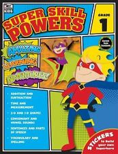 Super Skill Powers, Grade 1 (2016, Paperback)