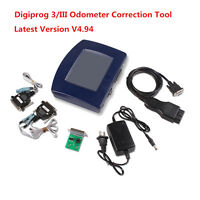 Car Main Unit of V4.94 Digiprog III/3 Odometer Programmer with OBD2 Cable AU